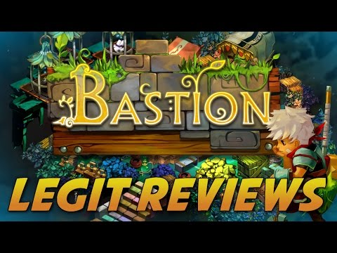 """Bastion - """"The Kid"""" is checking out the game"""
