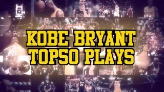 Download Kobe Bryant Top 50 All Time Plays Mp3 and Videos