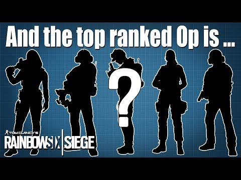 All operators ranked and discussed: Rainbow Six Siege