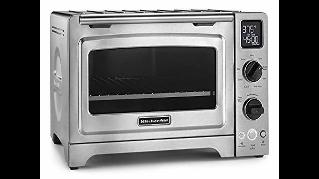 KitchenAid KCO273SS Digital Convection Oven, Stainless Steel Reviews