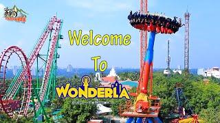 Wonderla Amusement Theme Park Part - 01 | Kochin | Kerala | Chithravadhai #14