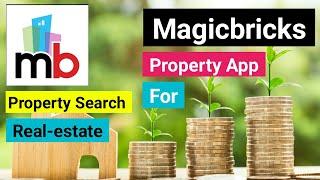 Magicbricks App For Search Property // Real-estate App // Property App screenshot 1