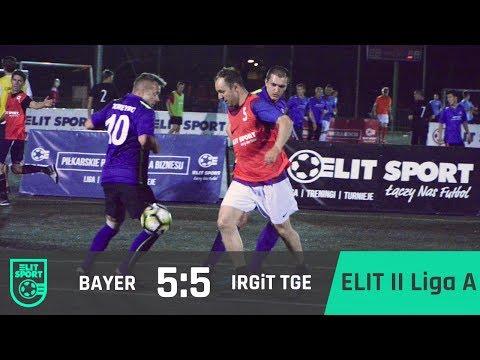 BAYER 5:5 IRGiT TGE - ELIT II Liga A [WIOSNA 2017]