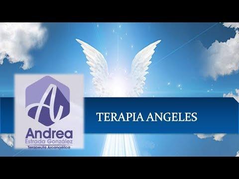 Andrea Estrada Gonzalez Terapeuta Arcangélica