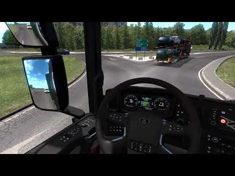 Как бесплатно побывать в Турции? - ч5 Euro Truck Simulator 2