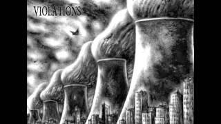 Dystopian Society - Violations