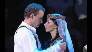 Навка-Башаров - Белый конь (профайл+танец)