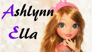 Gambar cover Doll Repaint - Ashlynn Ella  Repaint - Ever After High Repaint