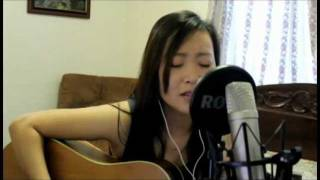 Stuck on you - Lionel Richie COVER by Chlara