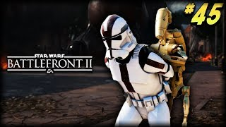 Star Wars Battlefront 2 - Funny Moments #45 (Droid Shenanigans!)