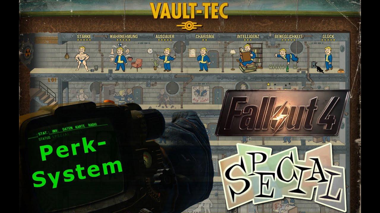 Fallout 4 Fähigkeiten