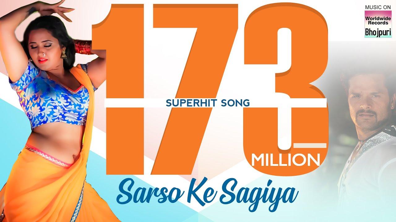 Watch: Hit Bhojpuri song from 'Mehandi Laga Ke Rakhna' Ft  Khesari Lal  Yadav and Kajal Raghwani
