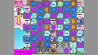 Candy Crush Saga level 990 No Boosters