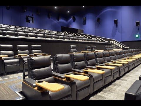 A Glimpse Inside Regal Cinemas At MGM Springfield