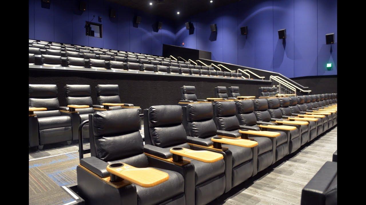 A Glimpse Inside Regal Cinemas At Mgm