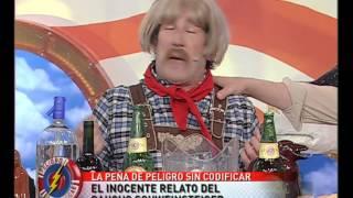 El Gaucho Schweinsteiger, Pareja Virgen - Peligro Sin Codificar