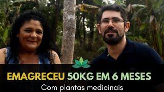 Rosangela Costa - Ela perdeu 50kg em 6 meses!!