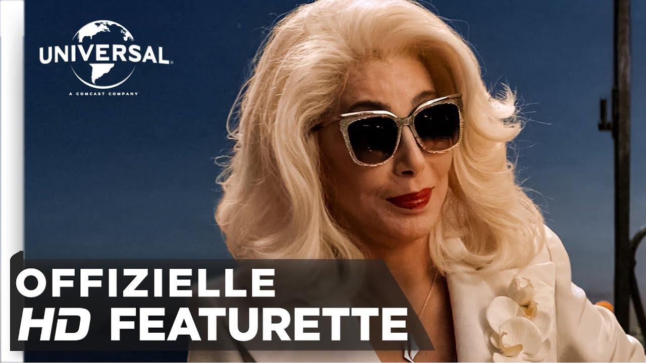 "Mamma Mia! Here we go again - Featurette ""Cher"" german/deutsch HD"