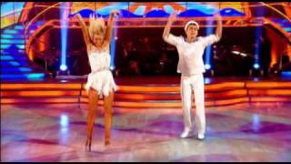 Scott Maslen & Natalie Lowe - Charleston - Strictly Come Dancing - Week 11