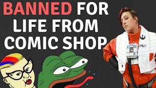 Baixar SJW BANS CUSTOMER FOR LIFE FOR WHAT ?!?! (ACTUAL FOOTAGE)
