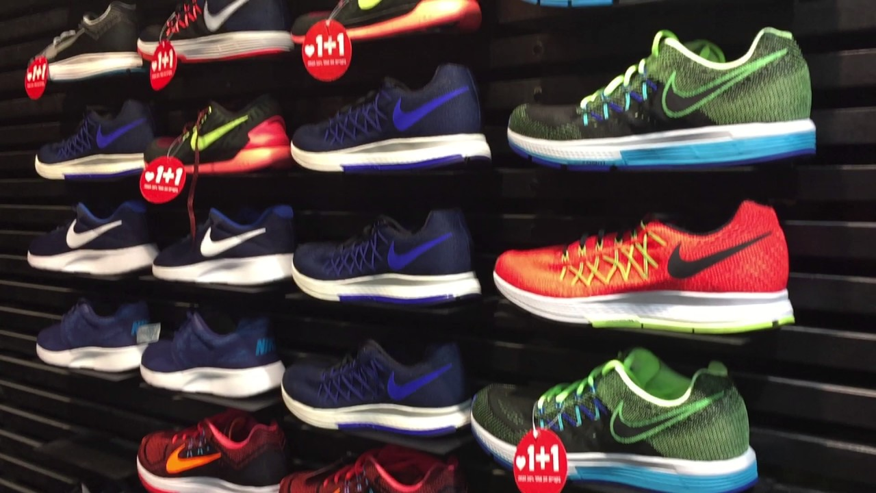 New 2015 2016 Nike running shoes collection