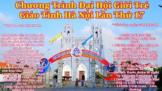 The 17th Program of Hanoi Youth Conference