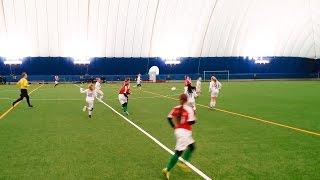Jalkapallo C-tytöt FC Kuusysi - TPV T03  10-2 (4-1)