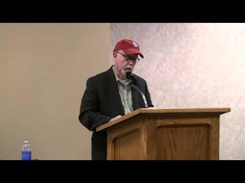 The Poet Laureate of Missouri at CMU