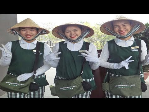 DaNang, Vietnam, Best Golf & Hotels in Central Coast Vietnam