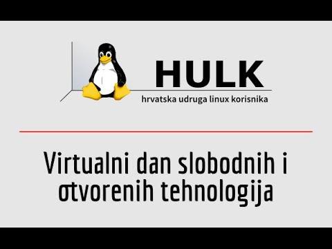 Virtualni Dan Slobodnih I Otvorenih Tehnologija