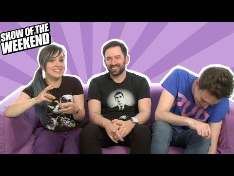 Show of the Weekend: Ellen vs Luke's Minecraft Story Mode Adventure Quiz