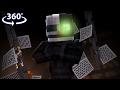 360° Five Nights At Freddy's - ENNARD VISION - Minecraft 360° Video