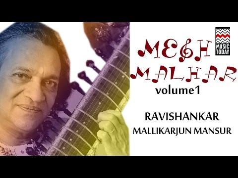 Megh Malhar | Volume 1 | Audio Jukebox | Vocal/Instrumental | Classical | Ravi Shankar