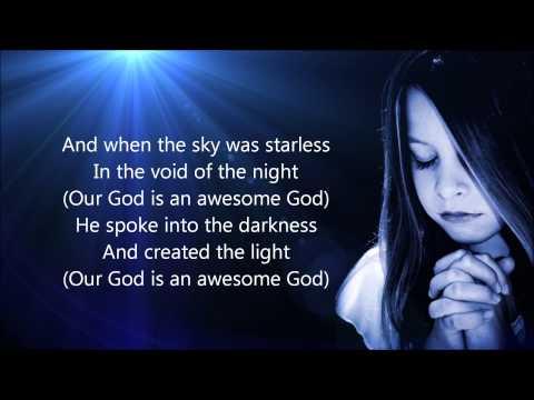Rich Mullins - Awesome God (Lyrics)