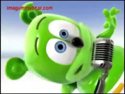 The Gummy Bear Song 1 HOUR LONG VERSION Gummibär #krazygummy