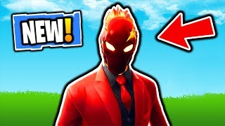 FORTNITE NEW INFERNO SKIN PACK! FORTNITE NOUVELLE MISE À JOUR MAGASIN D'ARTICLES! NOUVEAU INFERNO VBUCKS CHALLENGES PACK
