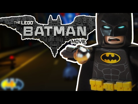 LEGO BATMAN MOVIE GAME!! Ethan Plays Mobile Games