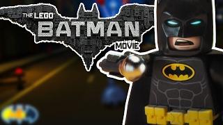 LEGO BATMAN MOVIE GAME!! Ethan plays Mobile Games