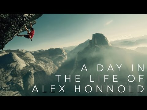 A Day in the Life of Alex Honnold Yosemite National Park