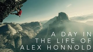 A Day in the Life of Alex Honnold (Yosemite National Park)