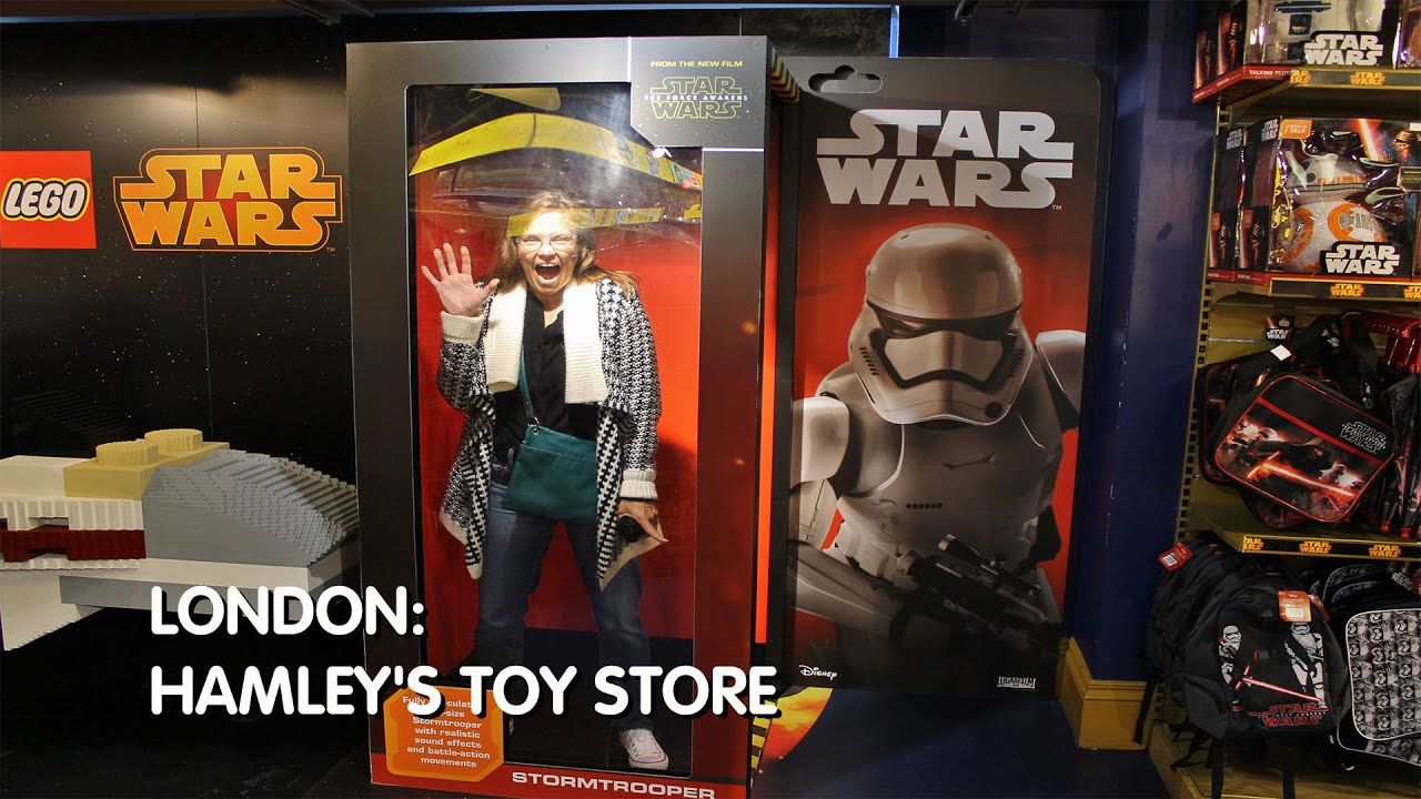 6d956218fa7 London  Hamley s Toy Store Tour - Regent Street