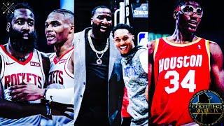 Russell Westbrook: James Harden Made Him The Scapegoat | Kendrick Perkins: Harden on Olajuwon Lvl..