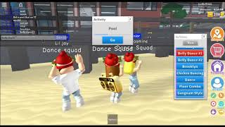 Roblox Dance | I Don't Wanna Live Forever - Dance Squad