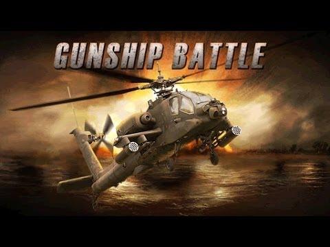 Gunship Battle Helicopter 3d Universal Hd Gameplay
