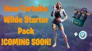 Fortnite Mobile | Season 9 | New Fortnite Wilde Starter Pack ! COMING SOON!
