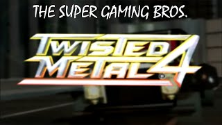 SGB Smackdown Sunday: Twisted Metal 4