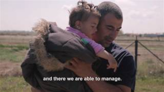 Restoring hope to vulnerable migrants in Greece