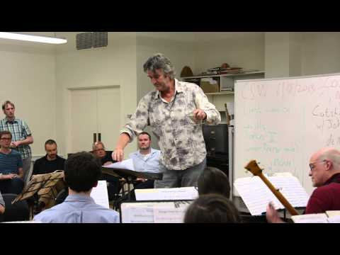 Columbia Summer Winds Composer Night with Johan de Meij (Part One)