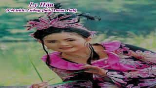 Karaoke LK Đoản Khúc Lam Giang-Lý Năm Căn- Lý Ba Tri- Ly Hận