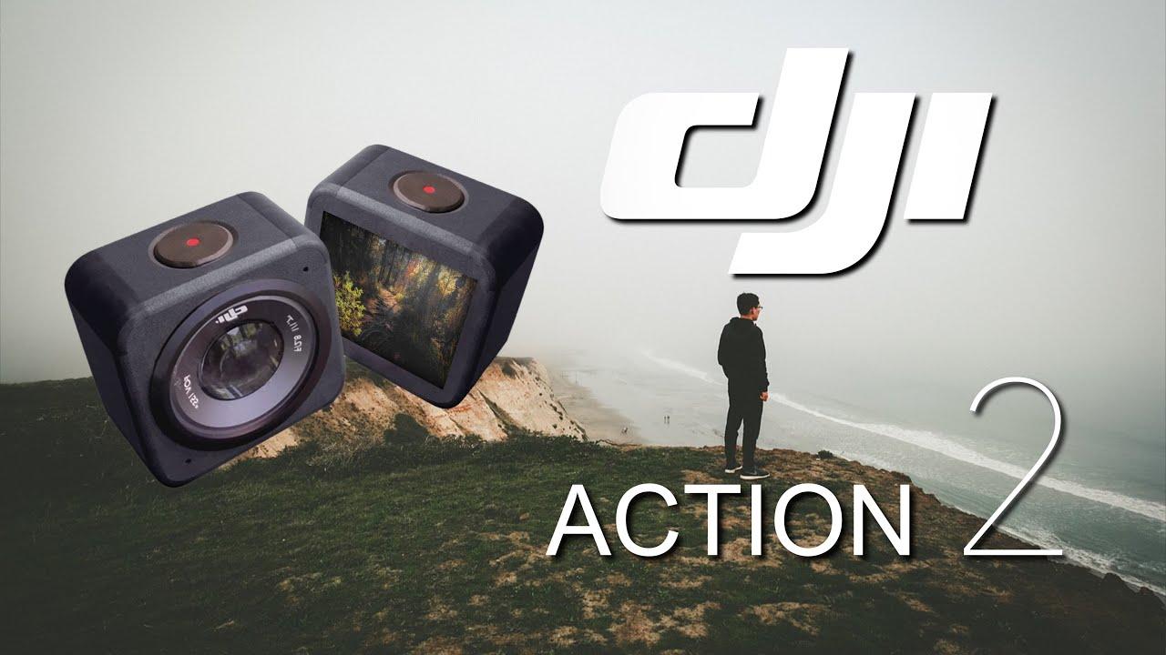 DJI Osmo Action 2 Vs GoPro Hero 10 Black Camera Leaks & Comparison | DJI OSMO ACTION 2